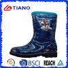 Ботинки дождя PVC способа детей для мальчиков (TNK70013)