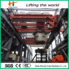 De Kranen van de LuchtBrug van de gieterij die in Staalfabriek worden gebruikt