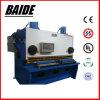 Автомат для резки ножниц гильотины QC11y гидровлический, лист CNC алюминиевый режет машину