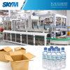 Máquina de empacotamento automática da caixa para a água de engarrafamento