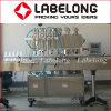 4L/5L  Schmieröl-/Schmieröl-füllende mit einer Kappe bedeckende Etikettiermaschine