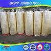 BOPP Jumbo rouleau de bande d'emballage de bonne qualité