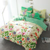 Cotton Duvet Cover 3 Picecの女王王