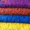 Gekleurd Kunstmatig Gras op het Spoor van de Kleuterschool