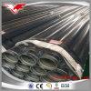 Chacun termine les pipes BS1387 en acier galvanisées plongées chaudes enduites par zinc Grooved