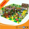 Giocattolo di plastica dell'interno molle dei bambini del campo da giuoco galvanizzato stile della foresta (XJ1001-K7911)