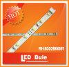 12V SMD3528 0.5m 2.4W Not-Waterproof Rigid СИД Strip