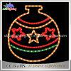 2D Motiv Light/2D stellt /LED-Weihnachtslicht/im Freien 2D Kugel-Lichter dar