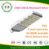 150W LED de exterior lámpara de carretera con controlador Meanwell
