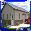 Edifícios de aço fáceis da grande extensão da instalação do baixo custo para a garagem