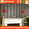 Stripe classique Luxury Wallpaper pour Home Decor