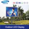 Quadro de avisos altamente brilhante ao ar livre do diodo emissor de luz da cor P10 cheia
