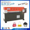 Máquina que corta con tintas exacta hidráulica 4-Column de Xclp3-C para el cuero