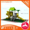 El modo de juego infantil equipo al aire libre patio plástico Juguetes