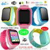 Réseau 4G Kids GPS tracker montre avec l'appel vidéo D49