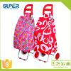 2 Wheels (SP-543)のFoldable Shopping Trolley Bag