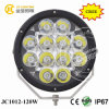 indicatore luminoso di azionamento di 120W LED per i veicoli blindati di 4X4 ATV/Used, Itg 75 parti su ordinazione dell'automobile degli accessori dei ricambi auto, CREE della torcia elettrica del LED, 120W indicatori luminosi del camion LED
