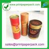 De douane Afgedrukte Doos van de Verpakking van de Thee van de Wijn van de Buis Kosmetische