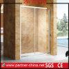 Sistema di chiusura dei cubicoli dell'acquazzone di vetro Tempered di Frameless