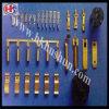 Verschiedene Arten der Messingterminals/des Kabel-Verbinders (HS-CZ-0022)