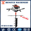 4-Stroke Fence Post Digger Gasoline Ground Drill