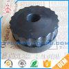 Kundenspezifische Mattfertigstellung gewölbte oberes Ende-Schutzkappe für runde Rohrfittings