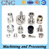 Поворачивать CNC PE подвергая механической обработке филируя