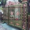 Porte de cuivre de villa de produits de produits en aluminium