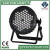 Imperméable à l'eau 72 3W LED PAR Can Stage Lighting