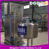 Calefacción eléctrica por lotes de bebidas pasteurizador de leche de acero inoxidable
