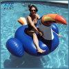 De opblaasbare Blauwe Vlotter van de Pool van de Vogel van de Toekan van de Specht van de Vogel Unieke