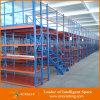 Entresuelos de acero de la plataforma del almacén de la fábrica para la exportación