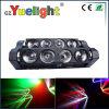 Des Guangzhou-Baiyun träger-Licht Bezirks-heißes Verkaufs-8*10W bewegliches Hauptdes armkreuz-LED mit Cer RoHS