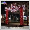 Neues Entwurfs-Weihnachtslicht LED beleuchtet Bogen-Lichter mit Stern
