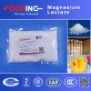 Lactato del magnesio de la categoría alimenticia de la alta calidad con el mejor precio