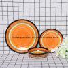 OEM het Populaire Porselein van de Stijl/Ceramisch Vaatwerk