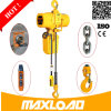 Height di sollevamento 3m 6m 9m 0.5 Ton 1 Ton Electric Stage Chain Hoist