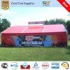 6X9m de Tent van de Partij met Embleem voor OpenluchtGebeurtenissen wordt afgedrukt die