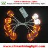 1m Halloween党装飾LED電池ライト