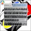 Jinwei hochwertiger 1K Basecoat Deckanstrich für Auto-Reparatur