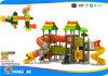 Het openlucht Type van Speelplaats en de Plastic Materiële OpenluchtSpeelplaats van de Speelplaats