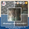 1050 1060 1100 3003 5052 5754 piatto Checkered dell'alluminio dello strato dell'impronta impresso 6061 cassetto