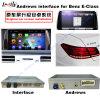 (12-14) Navegação video da relação dos multimédios Android do GPS do carro de HD para o Benz C/E/a/B/Ml/Glk (NTG4.5 sistema), WiFi