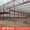 La lumière de grande portée bâtiment Weigt Structure en acier