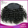 Hotsale 1b# Deep Wave Virgin brasiliano Human Hair Ponytail