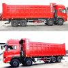 De Vrachtwagen van de Stortplaats van Dongfeng 8X4 40t