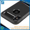 二重層のプラスiPhone 8のための耐震性のケースの電話カバー