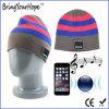 Beanie sans fil de Bluetooth d'utilisation de l'hiver avec la musique et l'appel (XH-BH-001)