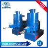 폐기물 플라스틱 PP PE 필름 덩어리 또는 Densifier 기계