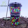 Una sola pared personalizados Diseño bebida fría de Exportación de café caliente desechables vasos de papel